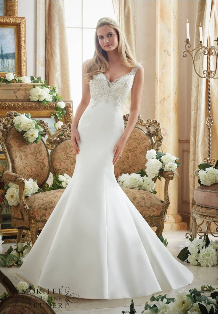 199 best images about morilee collection madeline for Mori lee ivory wedding dress