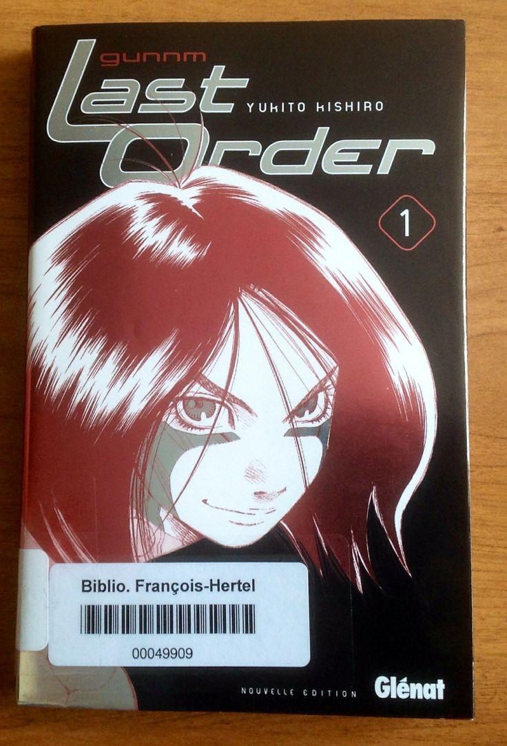 Gumm last order, 1
