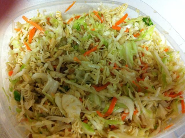 Chinese Coleslaw | Main & Sides | Pinterest