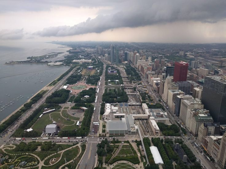 A dark cloud looms over Lollapalooza
