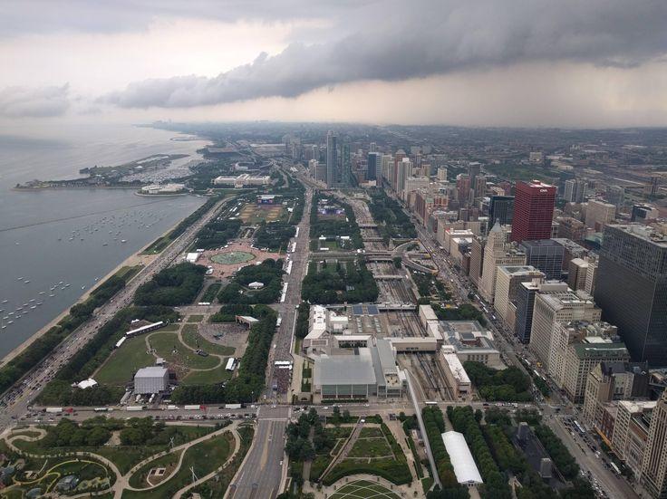 A dark cloud looms over Lollapalooza