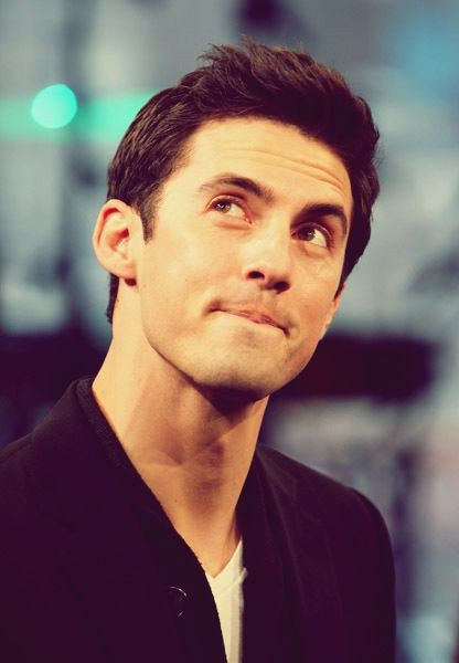 milo ventimiglia. I had the biggest crush on him in Gilmore Girls!! Hottie.