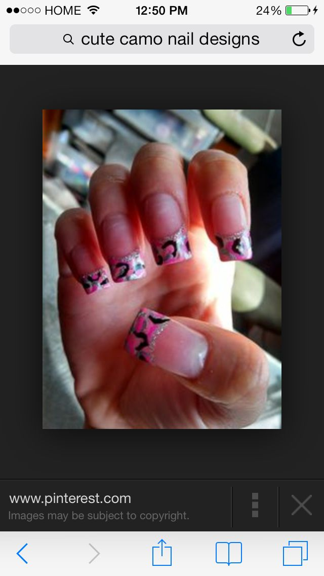 The 24 Best Camo Nails Images On Pinterest Camo Nails Camouflage