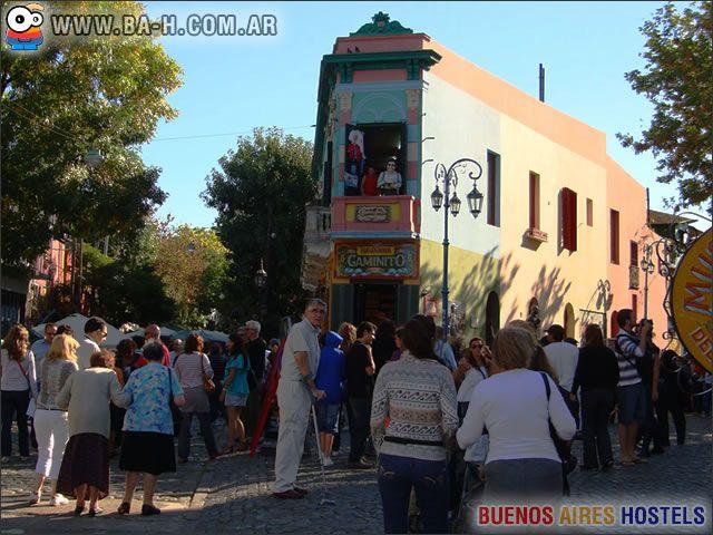 Qué puedo hacer en Buenos Aires? City tour, visitar Palermo Soho, Recoleta, San Telmo, ir a un partido de Boca Juniors, y muchas opciones más.