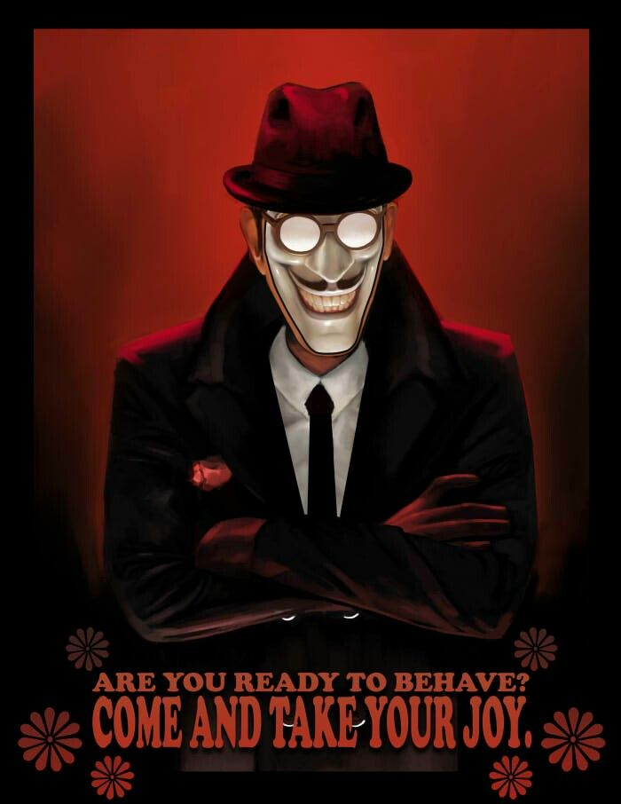 N-no thank you, sir (We Happy Few)