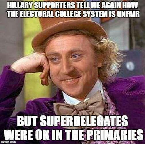 super delegates suck too