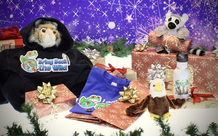We've got cool holiday gift ideas, like t-shirts & stuffies, & every purchase supports environmental education! http://www.theearthrangersshop.com/