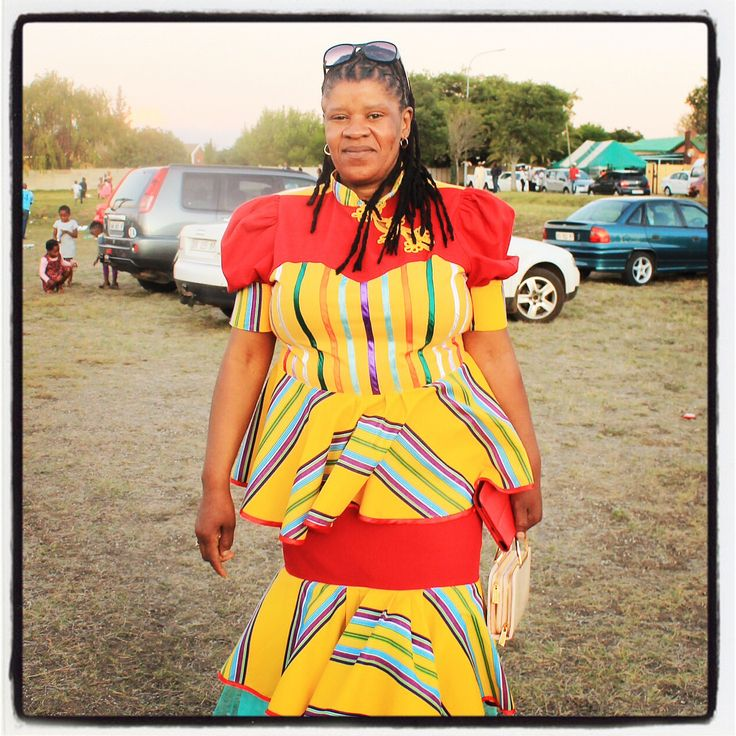 Traditional African wedding outfits and dresses www.facebook.com/secundatents or JoburgTents&Events