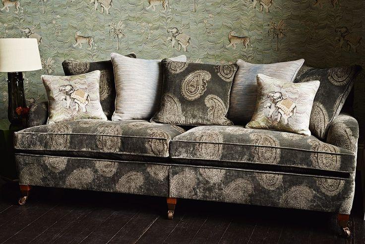 23 beste afbeeldingen over classic interior english style klassiek engels interieur op pinterest - Jaipur meubels ...