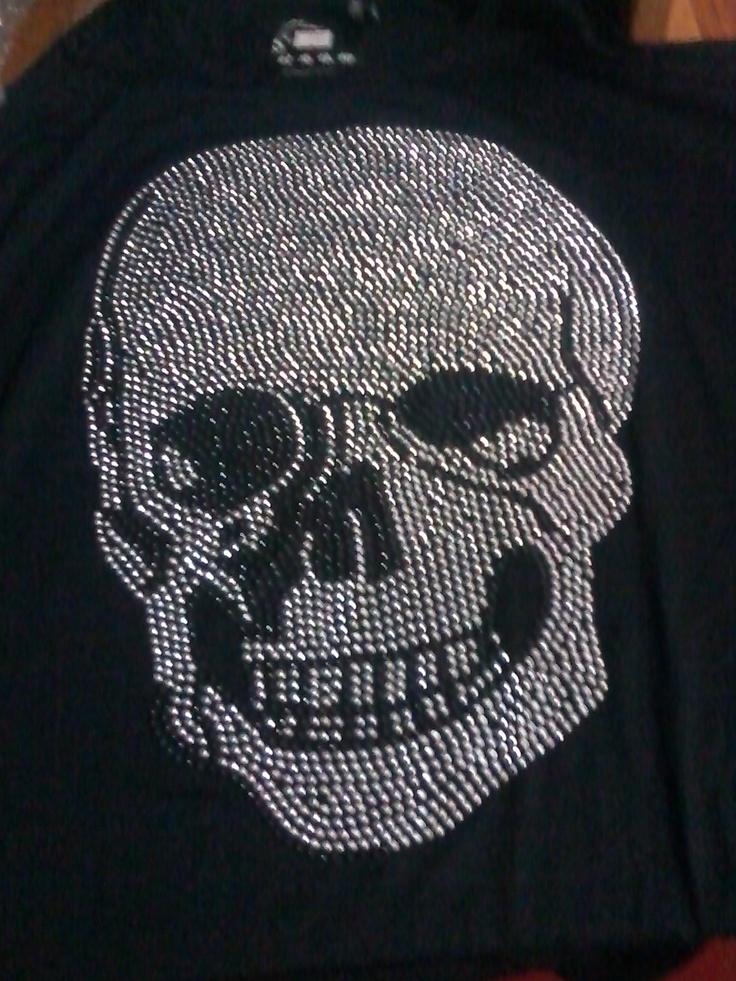 big skull tee :)