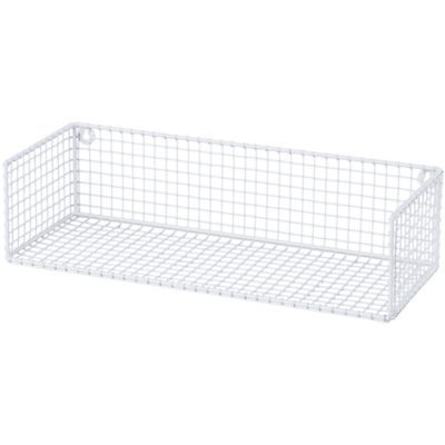 Down to the Wire Shelf (White)  | The Land of Nod