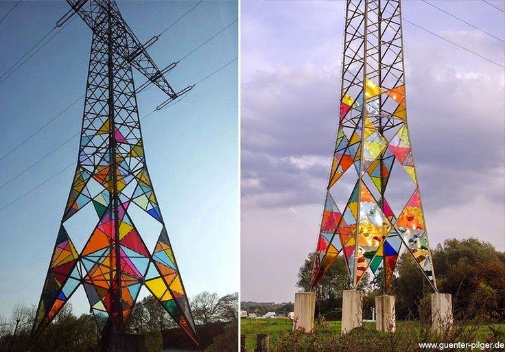 photo pylone electrique allemagne