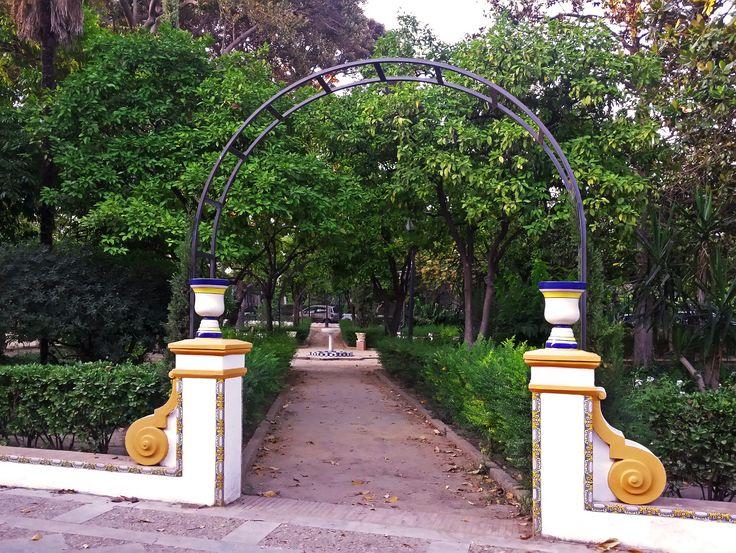 Jardines de Murillo. Sevilla  #sevilla #walkingtours #andaluciatours #andalusiaguidedtours #privatetours