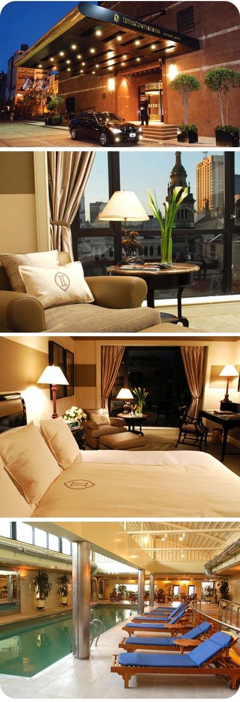 Hotel Intercontinental 5 estrelas em Buenos Aires