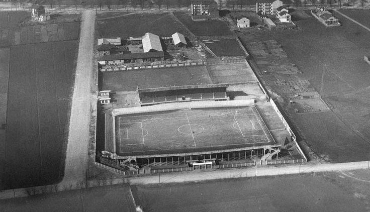 Stadio Filadelfia (1926-1963), home of 'Il Grande Torino'