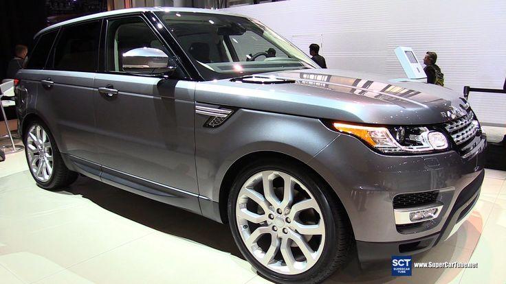 2016 Range Rover Sport HSE TdV6 Exterior and Interior