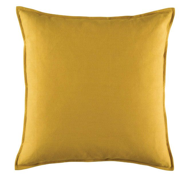 Kas Room Loft 50x50cm Filled Cushion Mustard