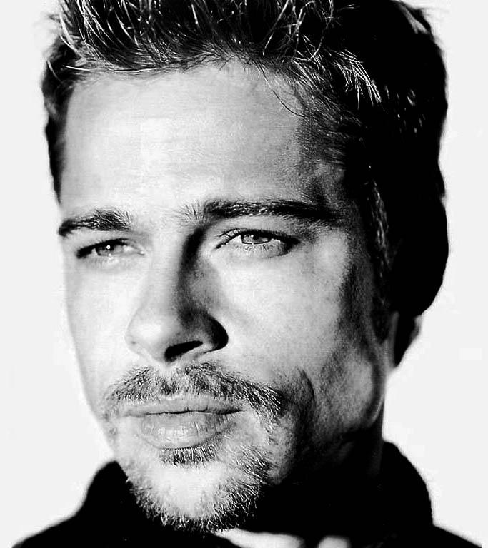 154 best Actor - Brad Pitt images on Pinterest | Beautiful ...