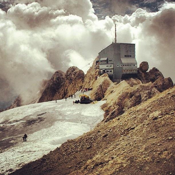 On top - Marmolada Glacier, Dolomites Italy (Rise filter only) - @Fabio Giavara- #webstagram