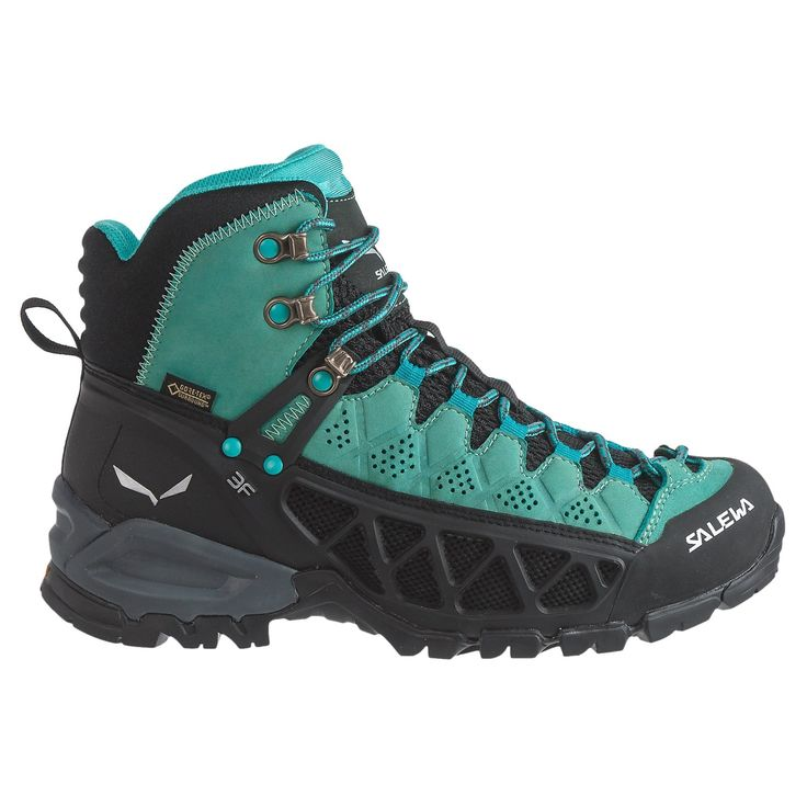 Salewa Alp Flow Mid Gore-Tex® Hiking Boots (For Women) - Save 45%