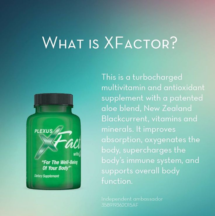 Plexus XFactor is a turbocharged multivitamin and antioxidant supplement with a never-before-seen formulation of a patented aloe blend, New Zealand Blackcurrant, and vitamins—all of which results in vastly improved absorption and assimilation for optimal nutrition and wellness protection.