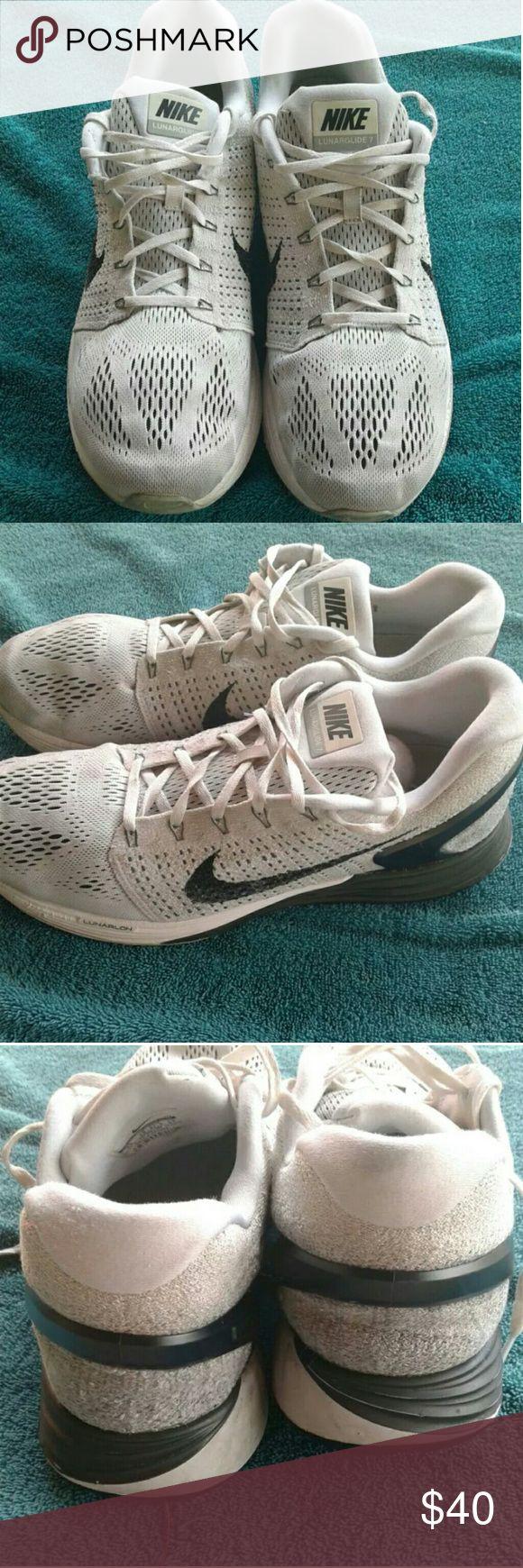 Nike Lunarglide 7 Men Shoes Size 13 Nike Lunarglide 7 Men Shoes Size 13 Nike Shoes Athletic Shoes