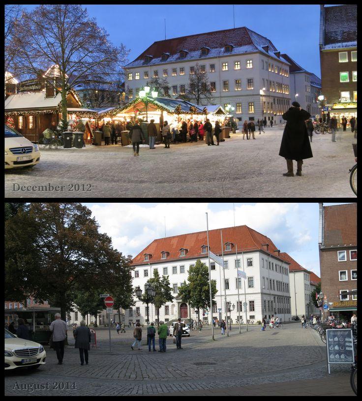 Christmas market - Lüneburg  #lüneburg #weihnachtsmarkt #christmasmarket #christmas #marktplatz #timelapse