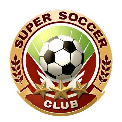 Super Soccer Club logo.