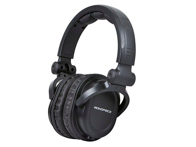 I have a new backup set of headphones from Monoprice.com. They are a tremendous value for only $23.