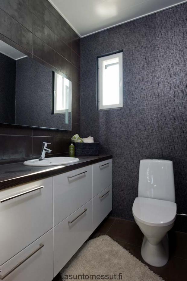 Harmaja - WC   Asuntomessut