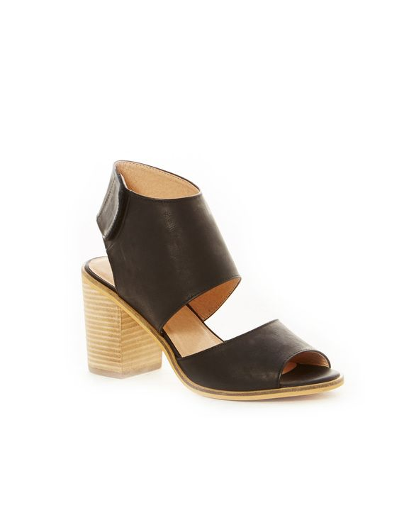 Two Piece Wrap Boot