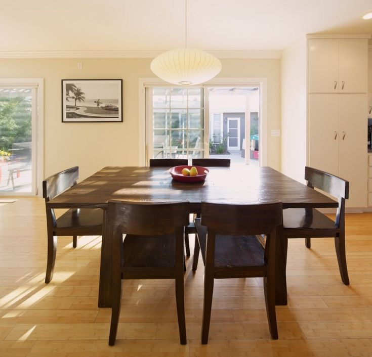 30 best Dining table images on Pinterest Square dining tables