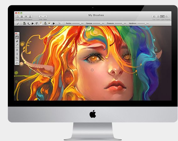 Easy Paint Tool SAI good and easy Painting Software