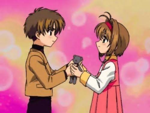 juegos de vestir a sakura y shaoran