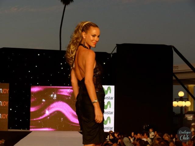 Desfile benéfico para la Fundación Alter Ego, en Casino Enjoy- Viña del Mar.