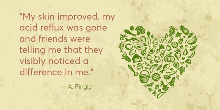 Another awesome testimonial from a client of Gita Patel. #leap #foodsensitivities
