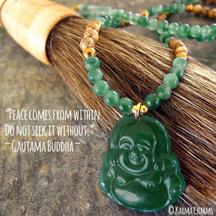 Have you found your inner peace? Landscape Jasper combined with green colored Jade beads (4mm) necklace compliments the Jade Laughing Buddha pendant. ❤️ to hear what you think!  #necklaces #jewelry #jade #buddha #beads #gems #gemstones #jaspis #jasper #yoga #zen #meditation #filosophy #kettingen #sieraden #stones #healing #handmade #handgemaakt #handmadejewelry
