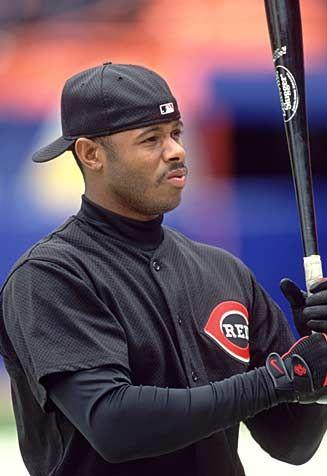 Ken Griffey, Jr. sports stars | Griffey jr, Cincinnati ...