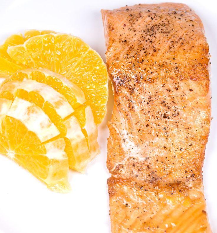 Thermomix Rezepte zum Abnehmen: Lachs-Spieße
