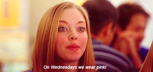 teenager post mean girls | Mean Girls' GIFS: Fashion Lessons From Our Favorite Teen Movie (GIFS)