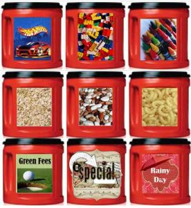 Free Canister Designs from Folgers - Free Stuff Finder