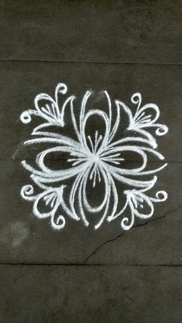 2869 best Rangoli images on Pinterest | Flower rangoli, Easy rangoli ... for small rangoli designs for daily  173lyp