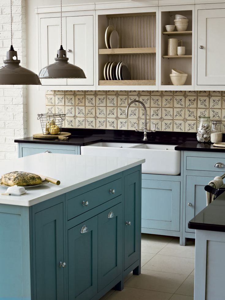 country blue kitchen cabinets best 25 blue country kitchen ideas on modern 5938