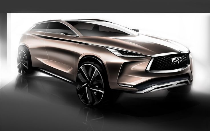 Infiniti To Unveil QX50 Concept At 2017 Detroit Auto Show