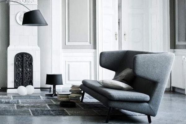 FOTOSPECIAL. Deze grijze interieurs zijn allesbehalve ... (15) - De Standaard