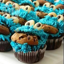 Rezeptbild: Krümelmonster Muffins