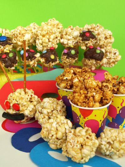 Pop corn Caramellati: non ci sono parole per descriverli!