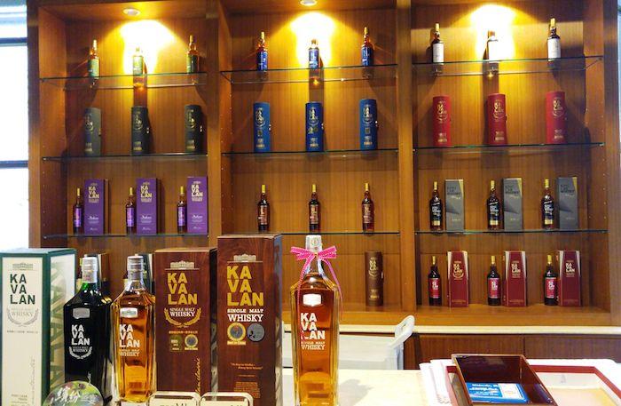 Taiwan's Kavalan Whisky Distillery-tasting Worlds best whisky winner!