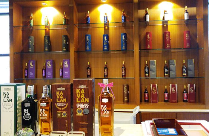 Taiwan's Kavalan Whisky Distillery: Up Close and Personal - The Whiskey Wash