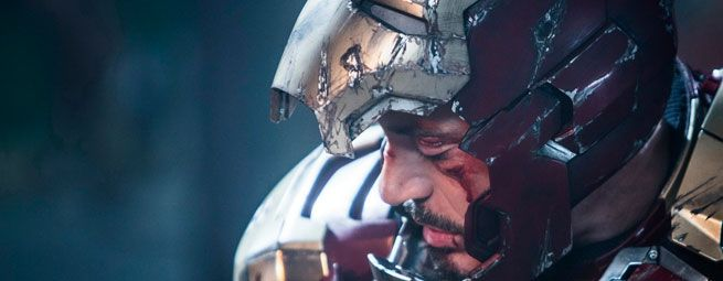Iron Man 3′ten Yeni Karakter Posterleri